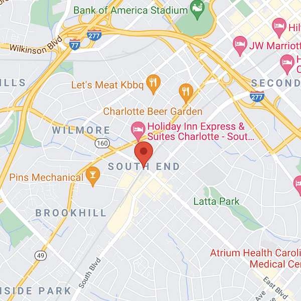 south end and wilmore neighborhoods in charlotte north carolina